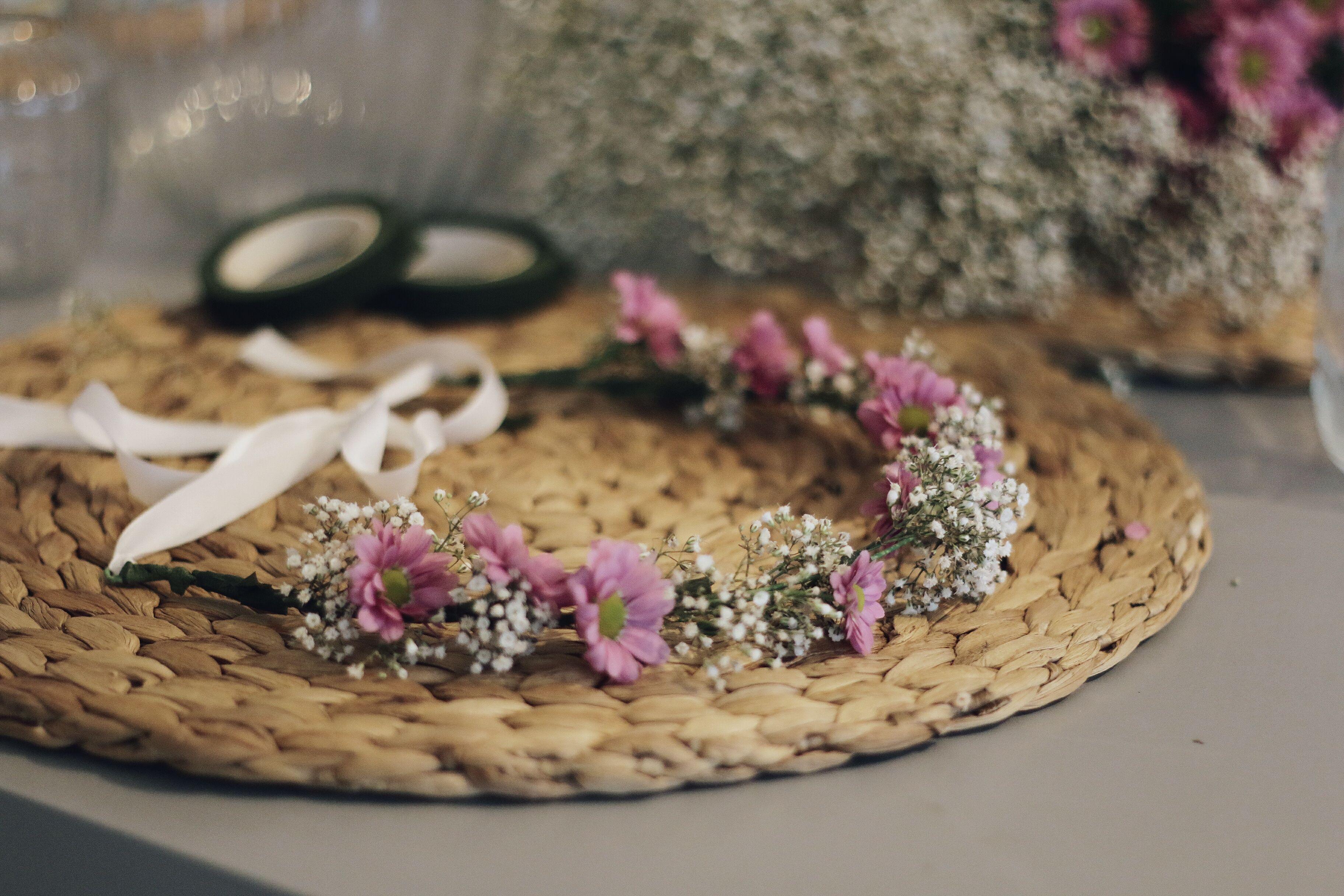 30++ Realiser une couronne de fleurs trends