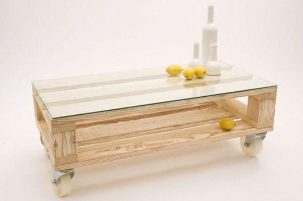 DIY Möbel Aus Europaletten U2013 101 Bastelideen Für Holzpaletten   Holz  Paletten Möbel Selbst Basteln DIY Ideen Hell Holz
