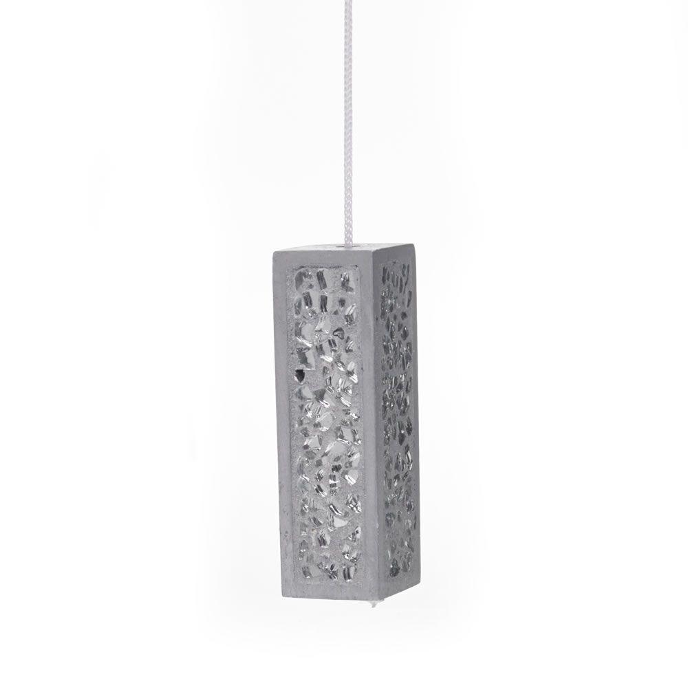Light Pull Silver Mosaic | Pinterest | Mosaics, Lights and House
