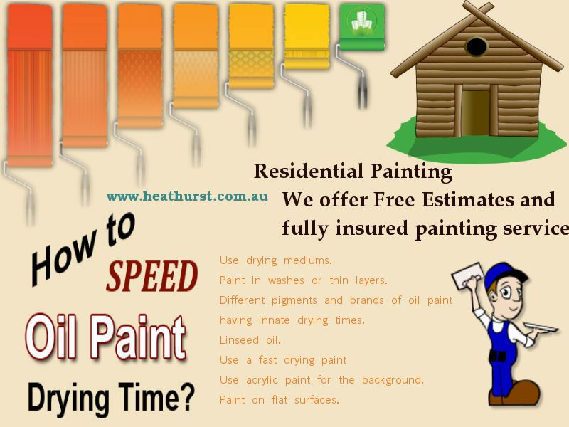 When painting your home its common for the environmental issues to emerge. The kind of painting can be classified into oil based and water based options
