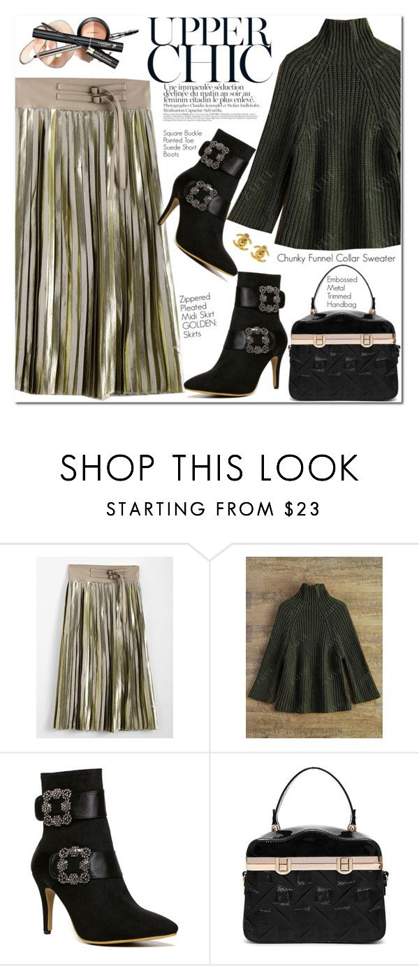 """""""Upper Chic"""" by oshint ❤ liked on Polyvore featuring Chanel"""