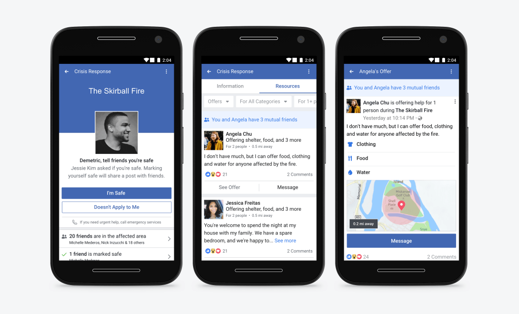 Facebook Lite Adds Additional Crisis Response Tools Slow Internet Technology Updates No Response