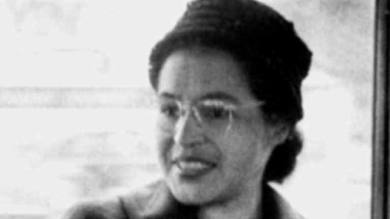 A short biography of Rosa Parks.Read more about Rosa Parks ...