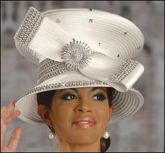 church hats for women 2012 fancy hats black women church