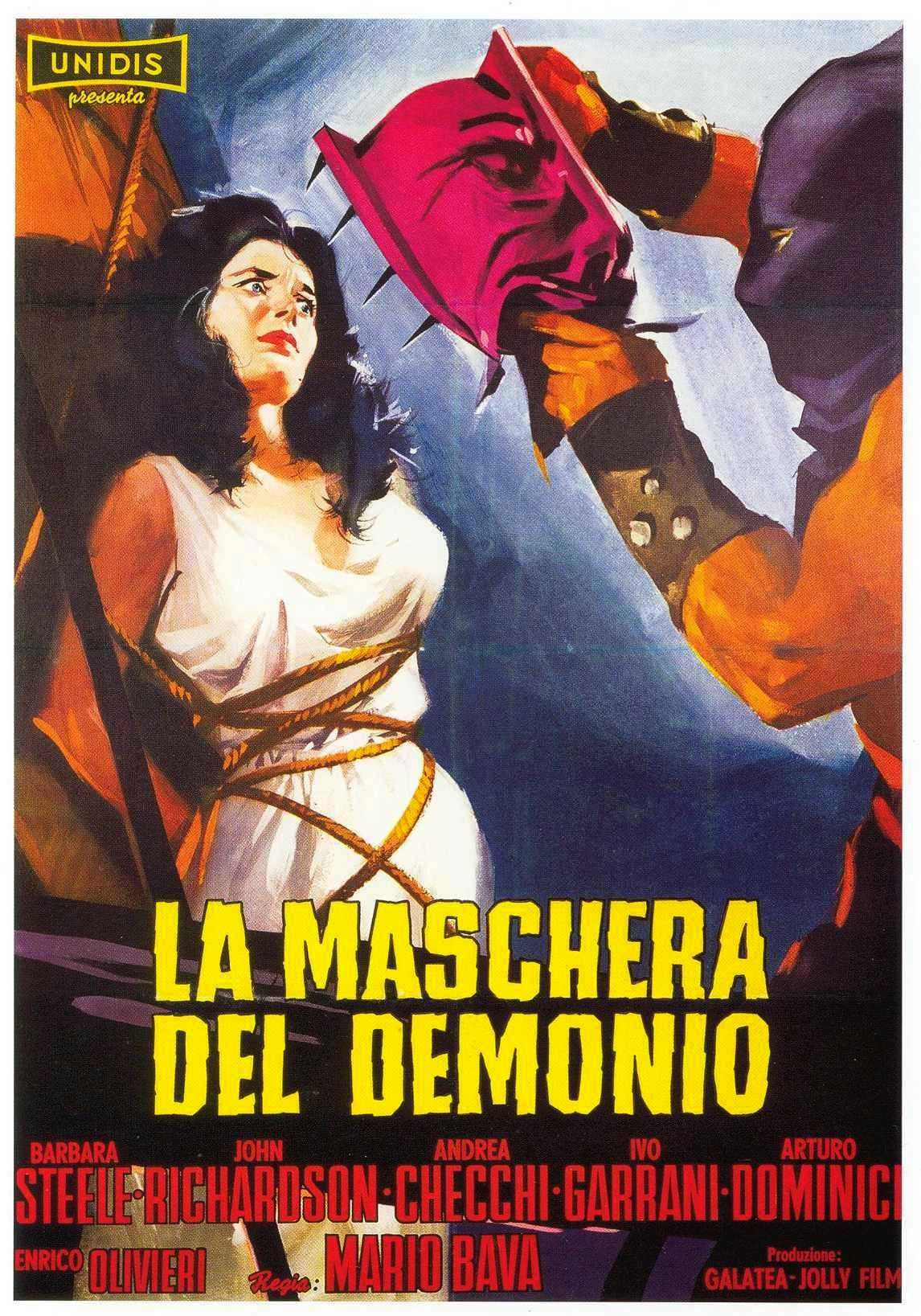 La maschera del demonio - Mario Bava 1960