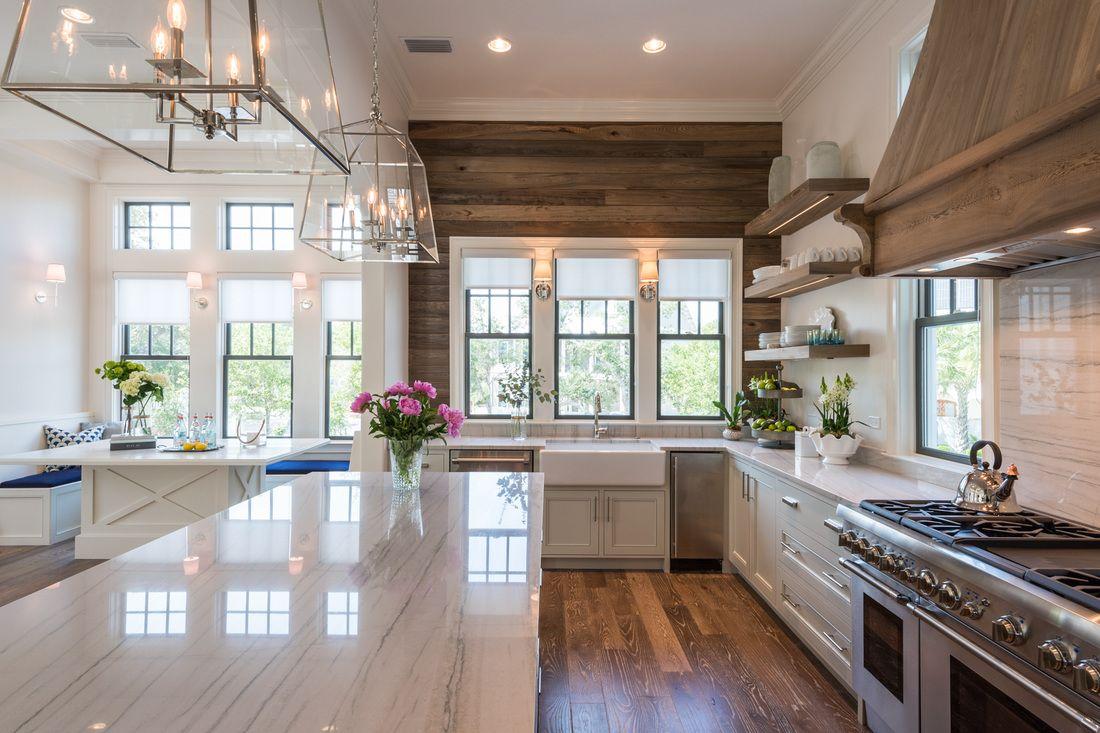 Friday Favorites Farmhouse Kitchens House of
