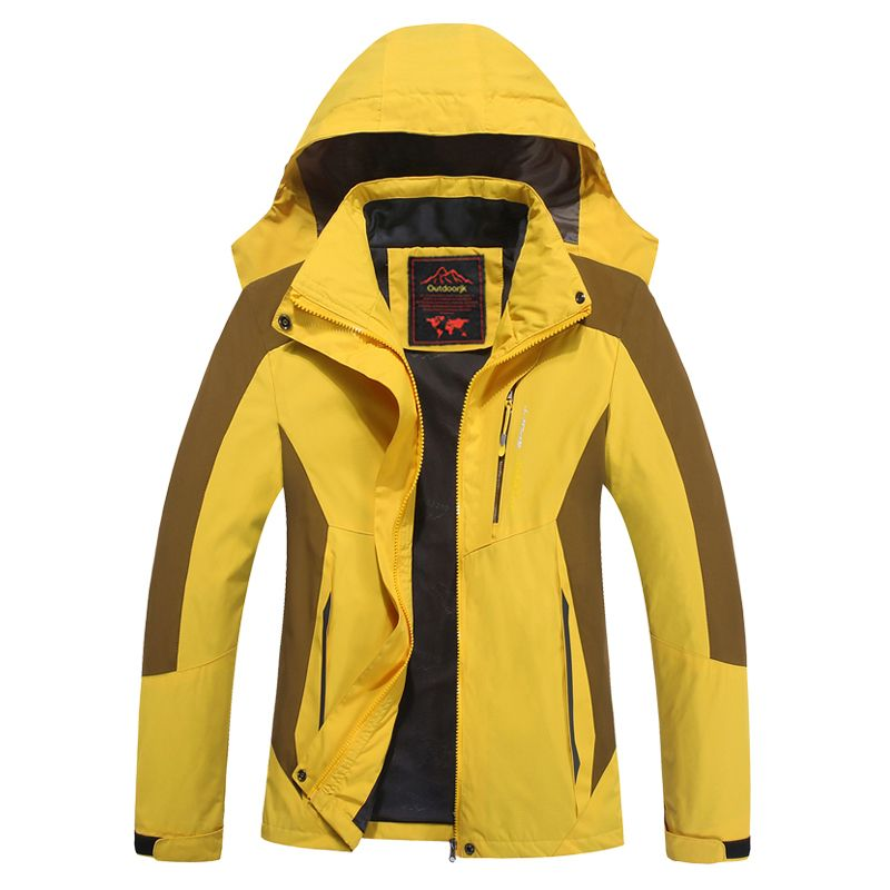 Women Thin Waterproof Windproof Hiking Jacket Brand Breathable ...
