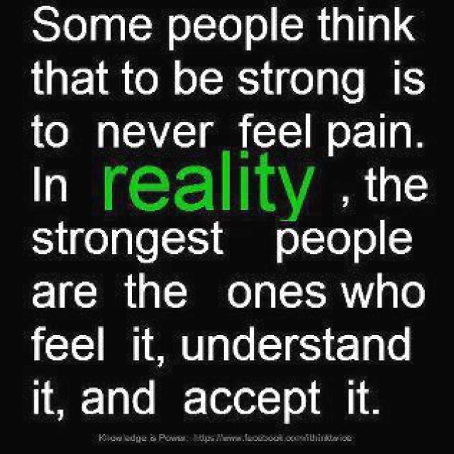 Inspirational Quotes For Sick Loved Ones Inspiration Strength  Kristy Michelle  Pinterest  Sick Pain Quotes And