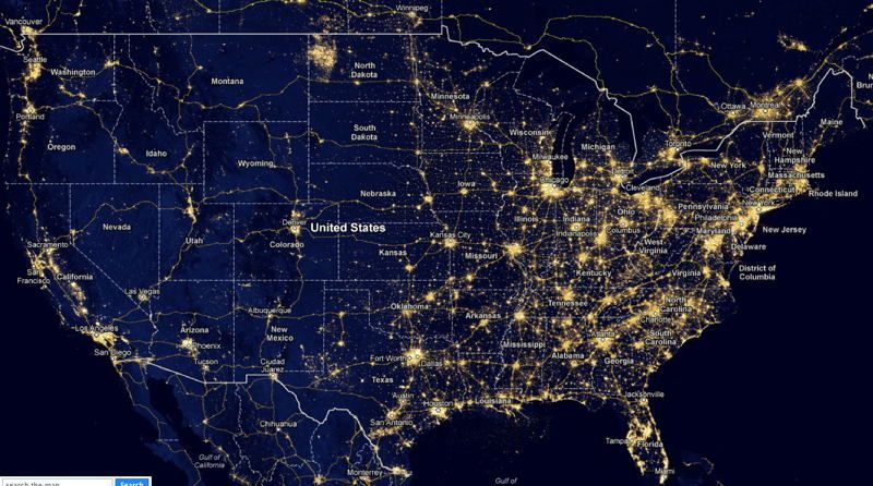 Light Pollution, One Of The Few Global Problems That's Easy