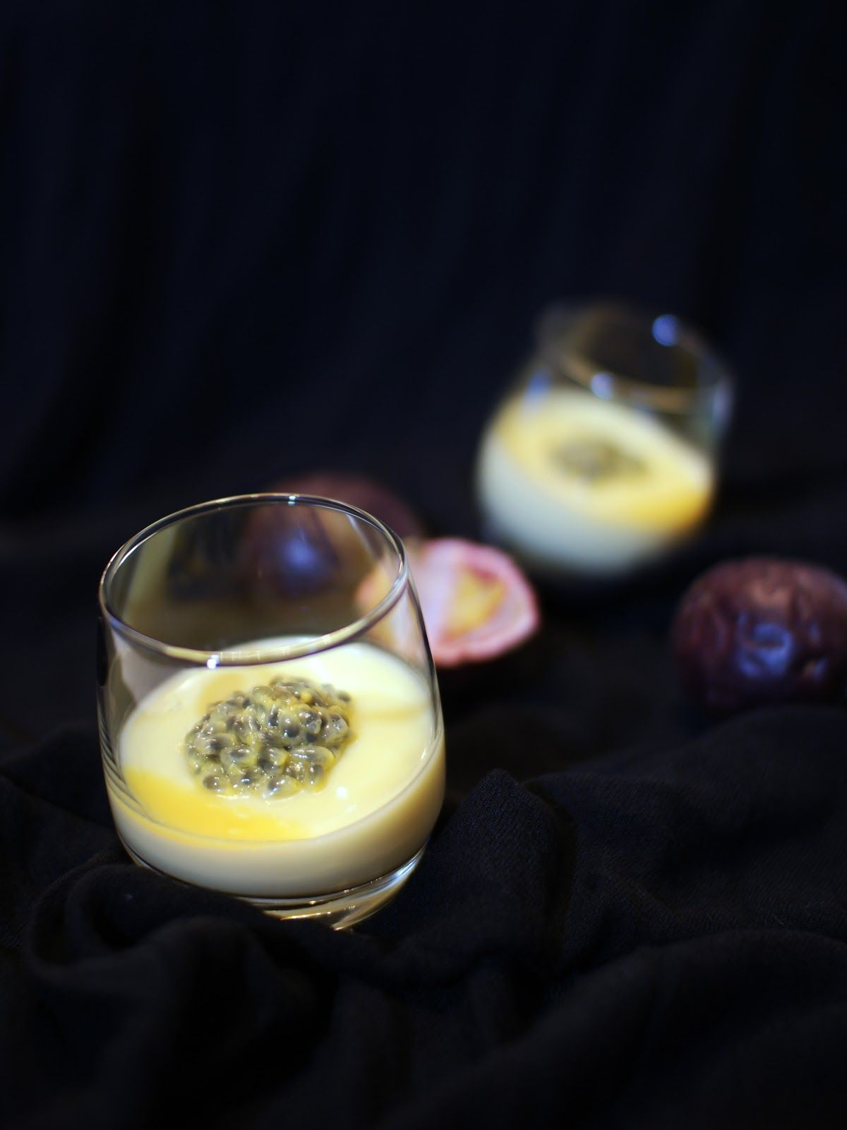 Keittotaiteilua: Passionhedelmäposset #passionhedelmä