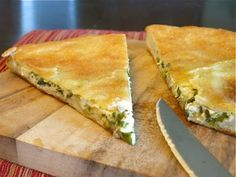 Невыразимая легкость кулинарного бытия...: Осетинские пироги с сыром