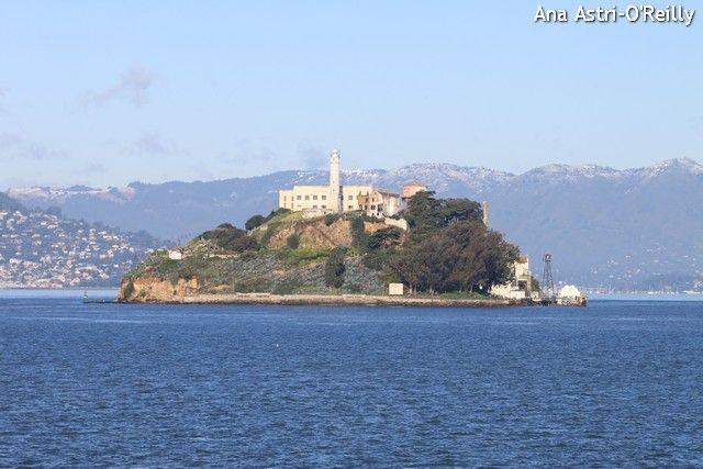 La cárcel de Alcatraz en San Francisco #alcatraz #sanfrancisco #california #eeuu