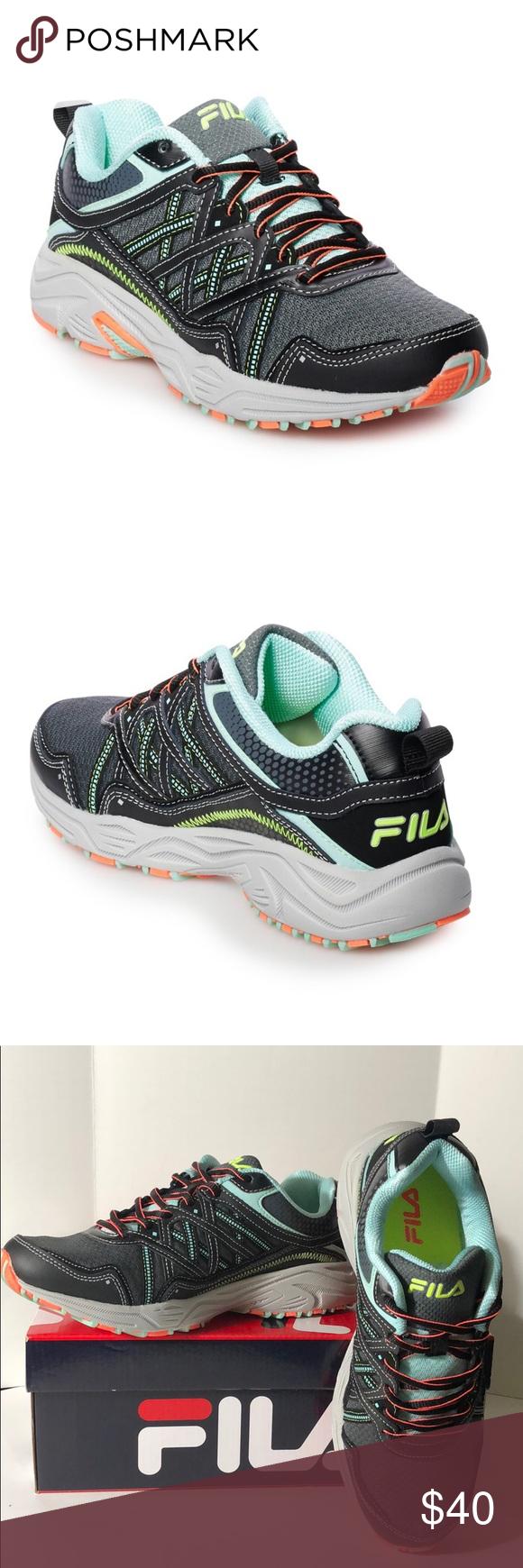 FILA Women's Trail Shoes Headway 7