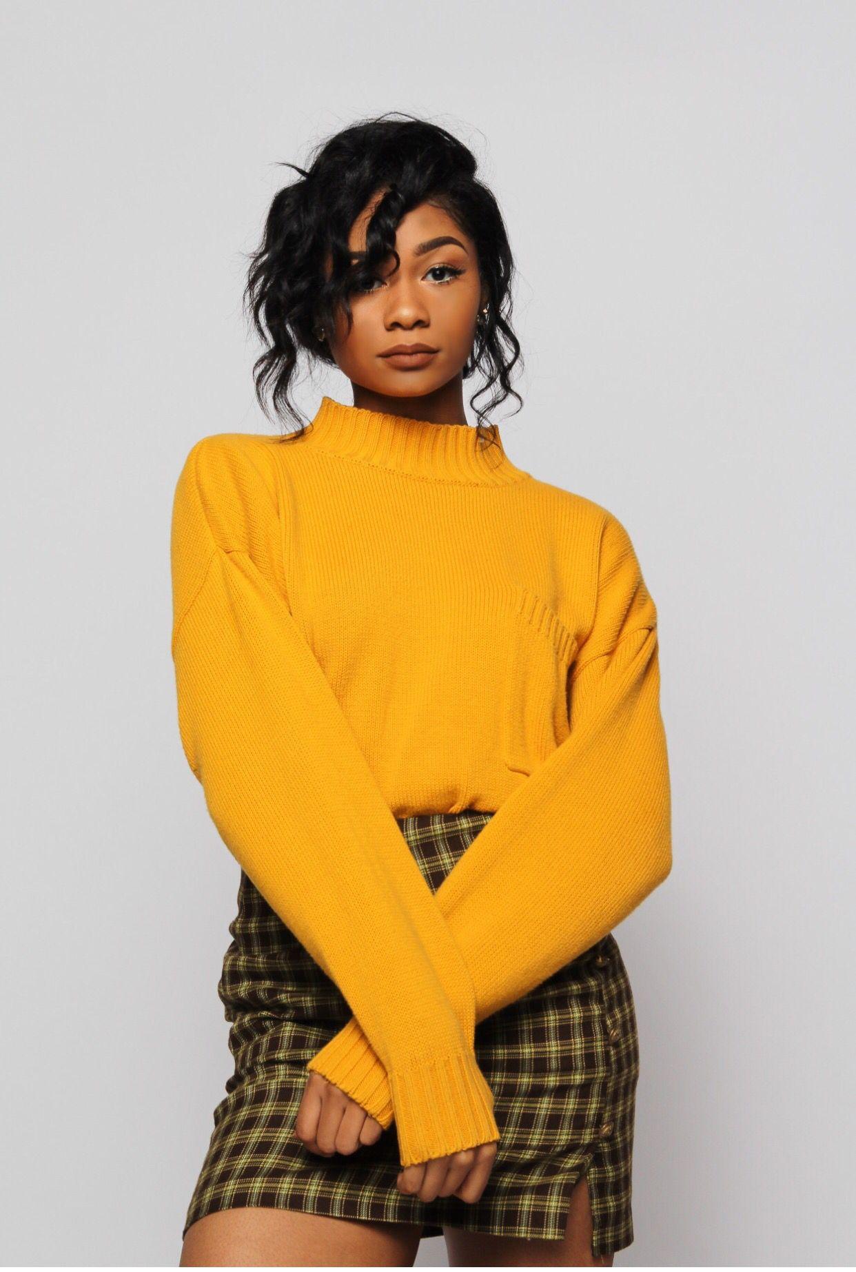 Mustard 90s Style Fashion Style 90s Fashion