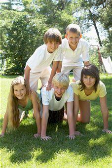 Indoor Team Building Activities For Kids To Enhance Mind Power