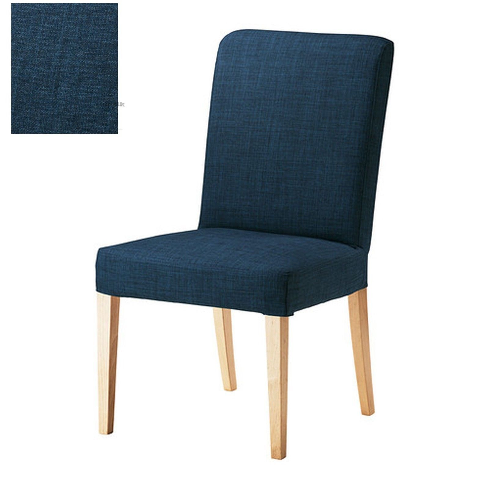 """IKEA Henriksdal Chair Slipcover Cover Sanne Dansbo Skiftebo Kungsvik 21"""" 54cm W   eBay"""