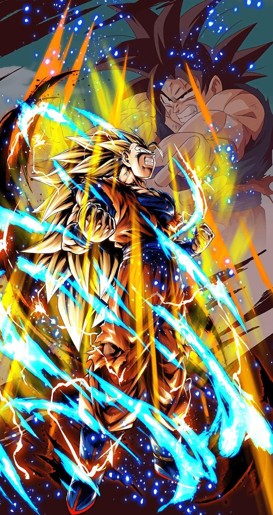27++ Goku dragon information