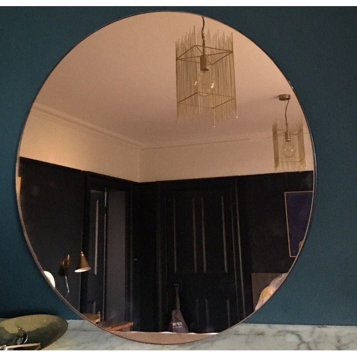 Rose Gold Round Wall Mirror Round Wall Mirror Lighted Wall Mirror Mirror Wall