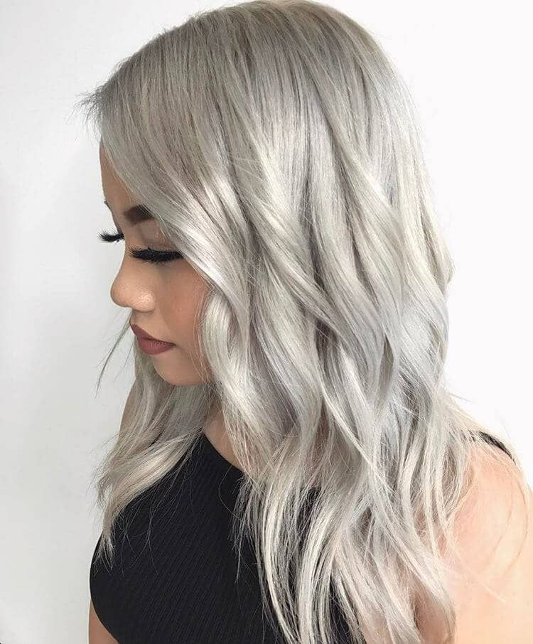 50 Unforgettable Ash Blonde Hairstyles to Inspire You #lightashblonde