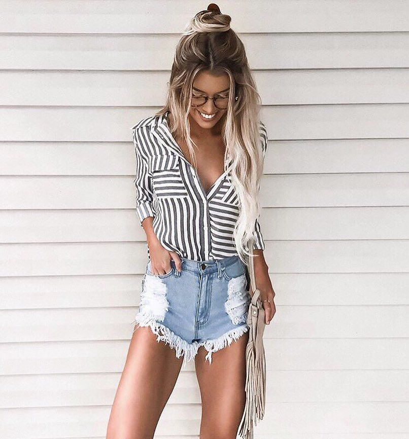 Seeing Stripes Kelsrfloyd WindsorGirl Link To Top In Bio
