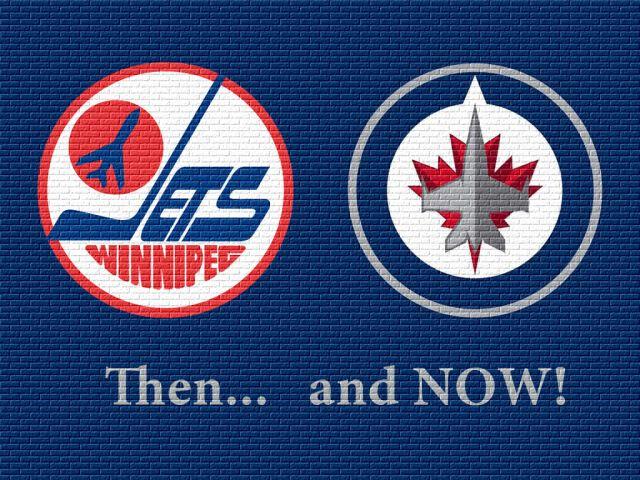 1024x768 Winnipeg Jets Old New Rcaf Logo Brick Wallpaper Winnipeg Jets Nhl Jets Jets Hockey