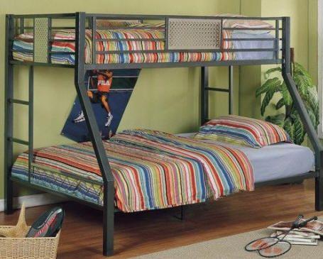 Big Mac Twin Over Full Bunk Bed 455x365