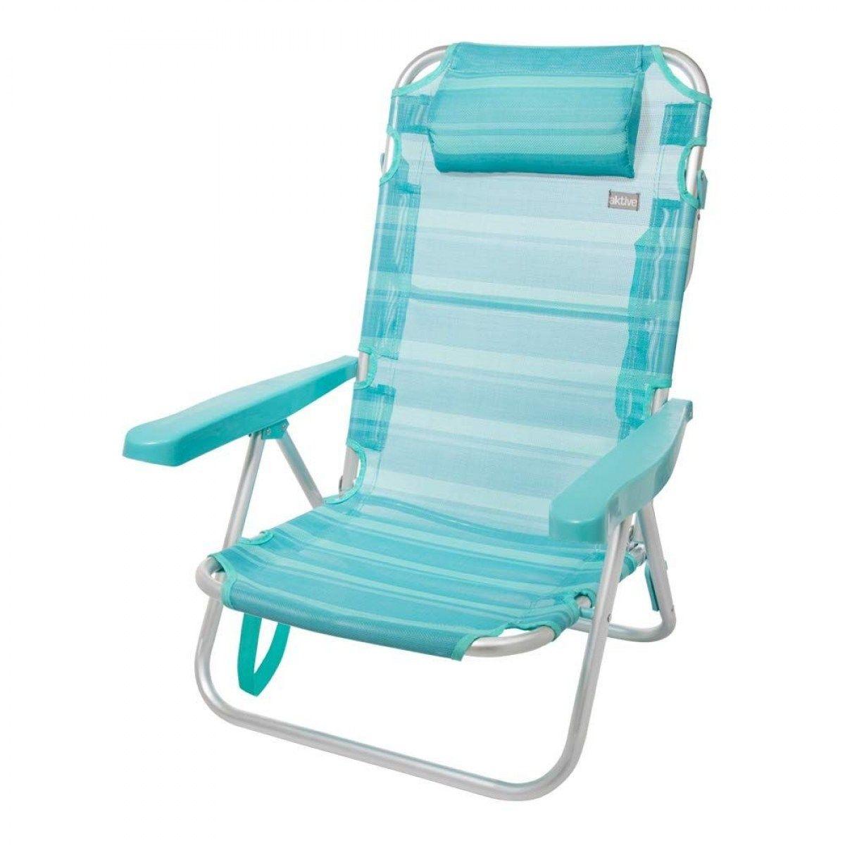 sillas de aluminio de playa baratas