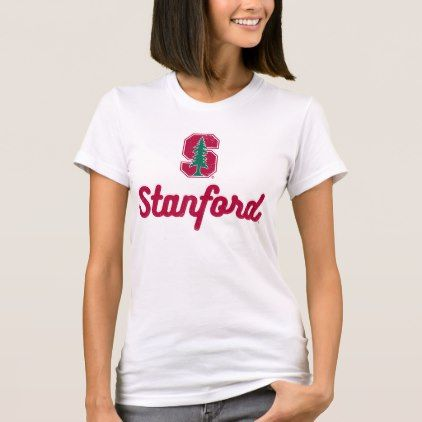 Stanford University | The Stanford Tree T-Shirt - diy individual customized design unique ideas