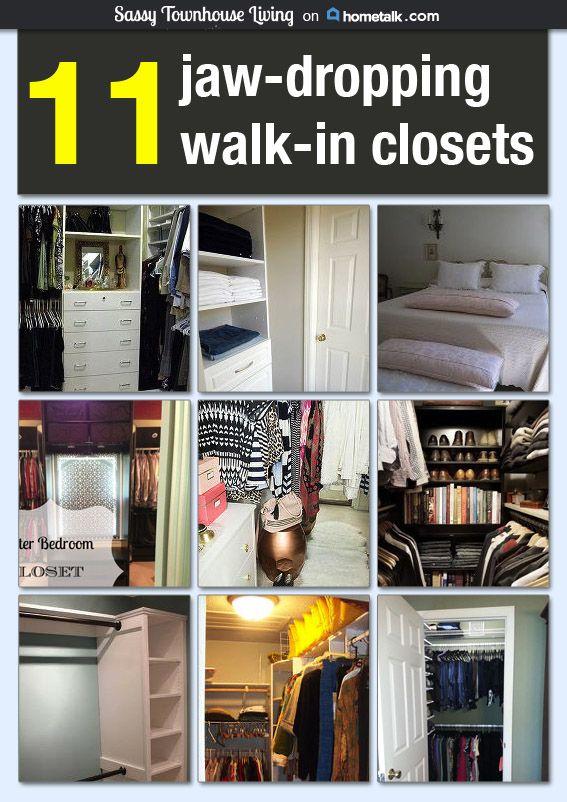 11 jawdropping walkin closets Idea Box by Sassy