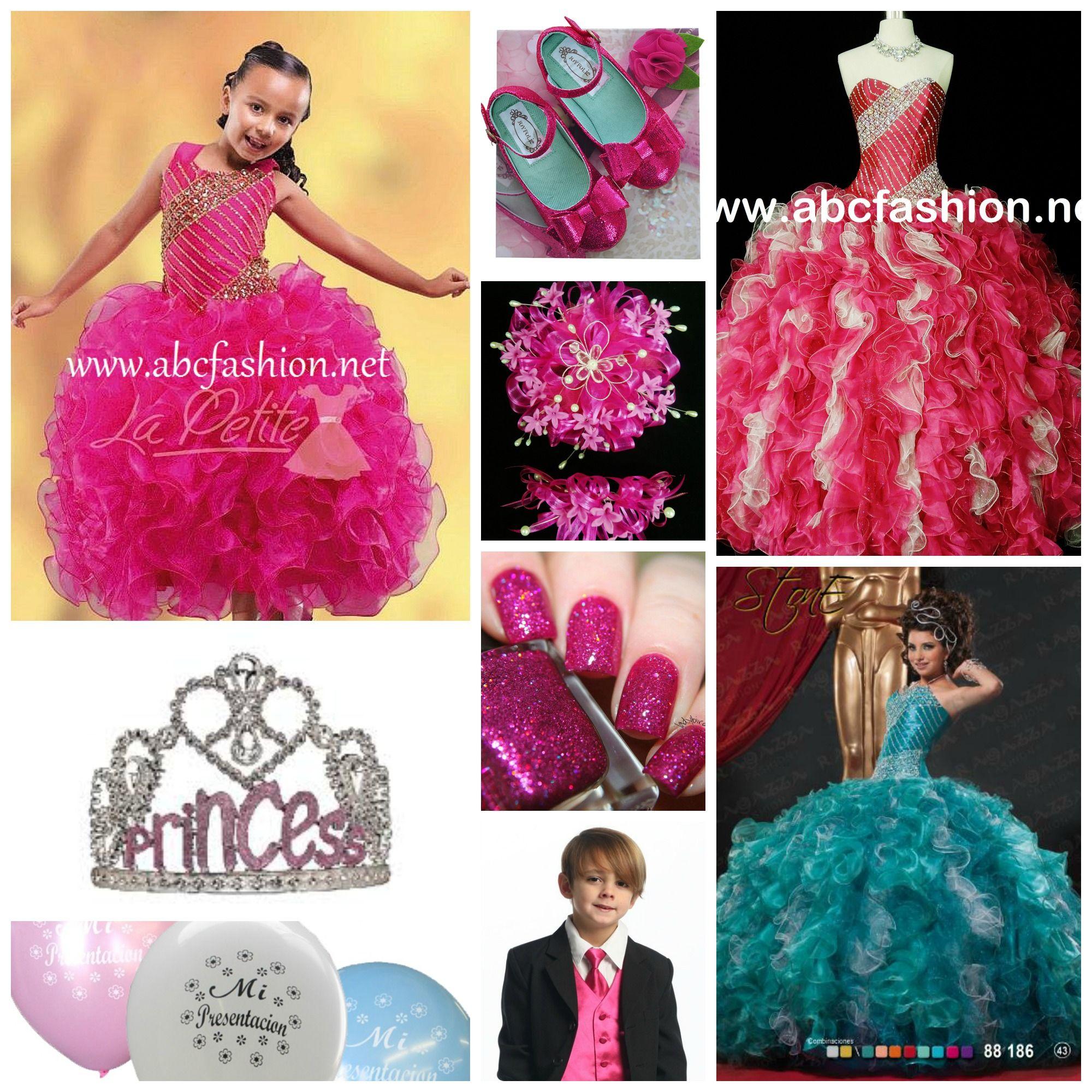 3 Anos Girls Dress, 3 Anos Presentacion Vestido by La Petite ...