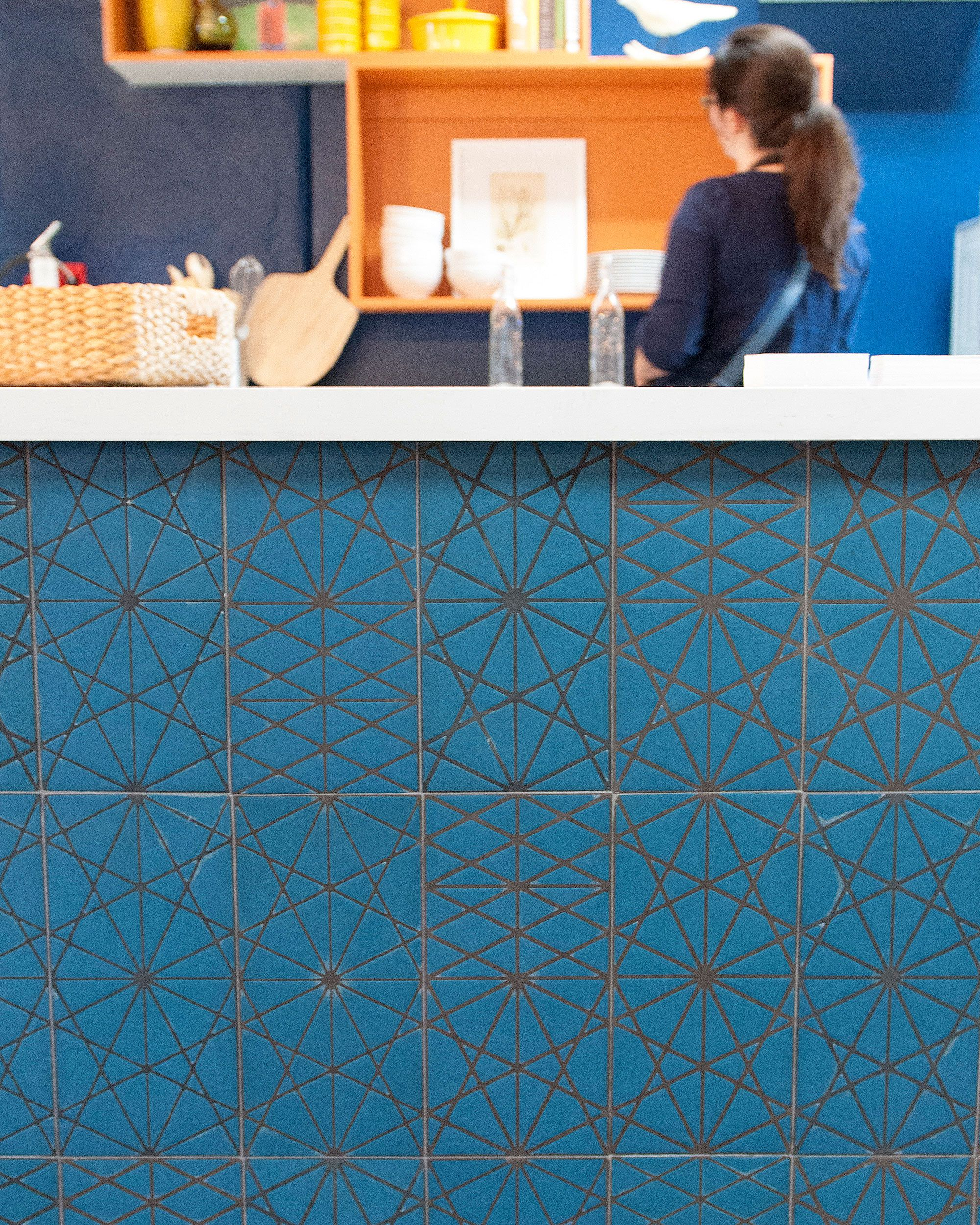 New Bling For Your Kitchen: Kismet Tiles | Bling, Kitchens and Heath ...