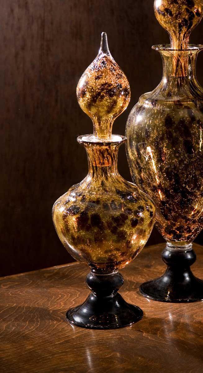 IMAX Zula Glass Bottler With Stopper