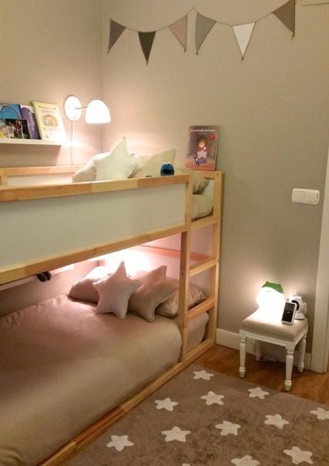 40 Cool Ikea Kura Bunk Bed Hacks With Images Kid Room Decor