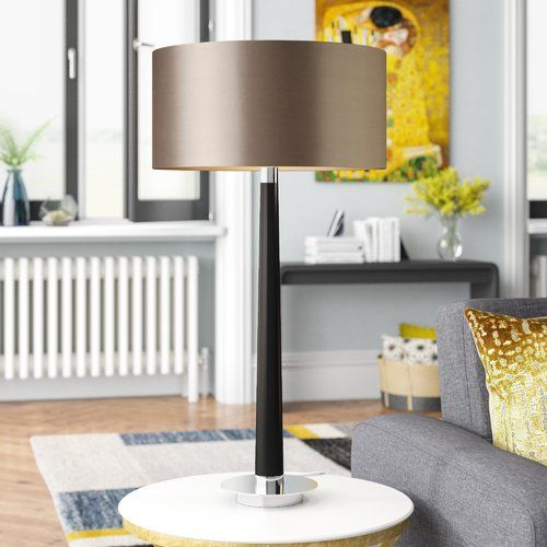 Sadler 77cm Table Lamp Canora Grey Lamp Table Lamp Touch Table Lamps