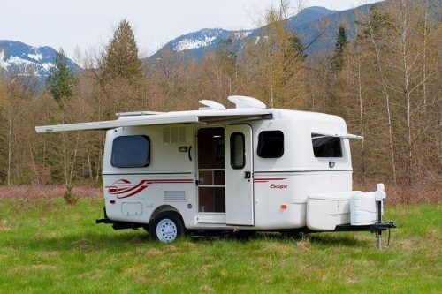 Escape 17 A Small Travel Trailers Small Campers Camper Life