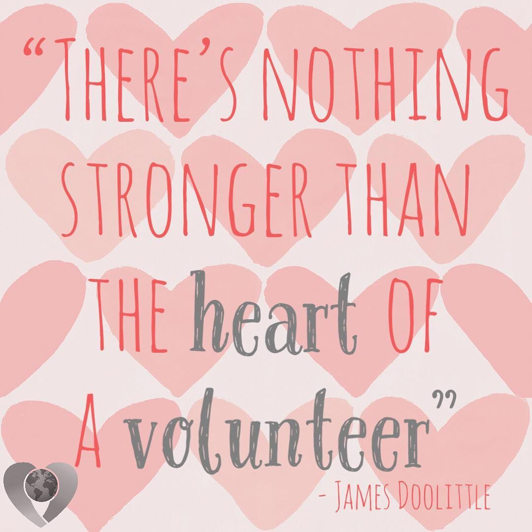 Pin if you are a #volunteer! - - - #giveback #volunteering #heart