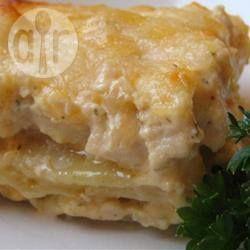 Photo de recette : Lasagne au poulet ou à la dinde