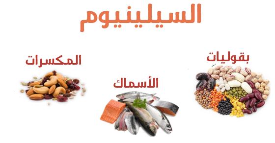 السيلينيوم والخصوبة للرجال والنساء ومصادره الغذائية موسوعة Food Animals Dog Food Recipes Place Card Holders