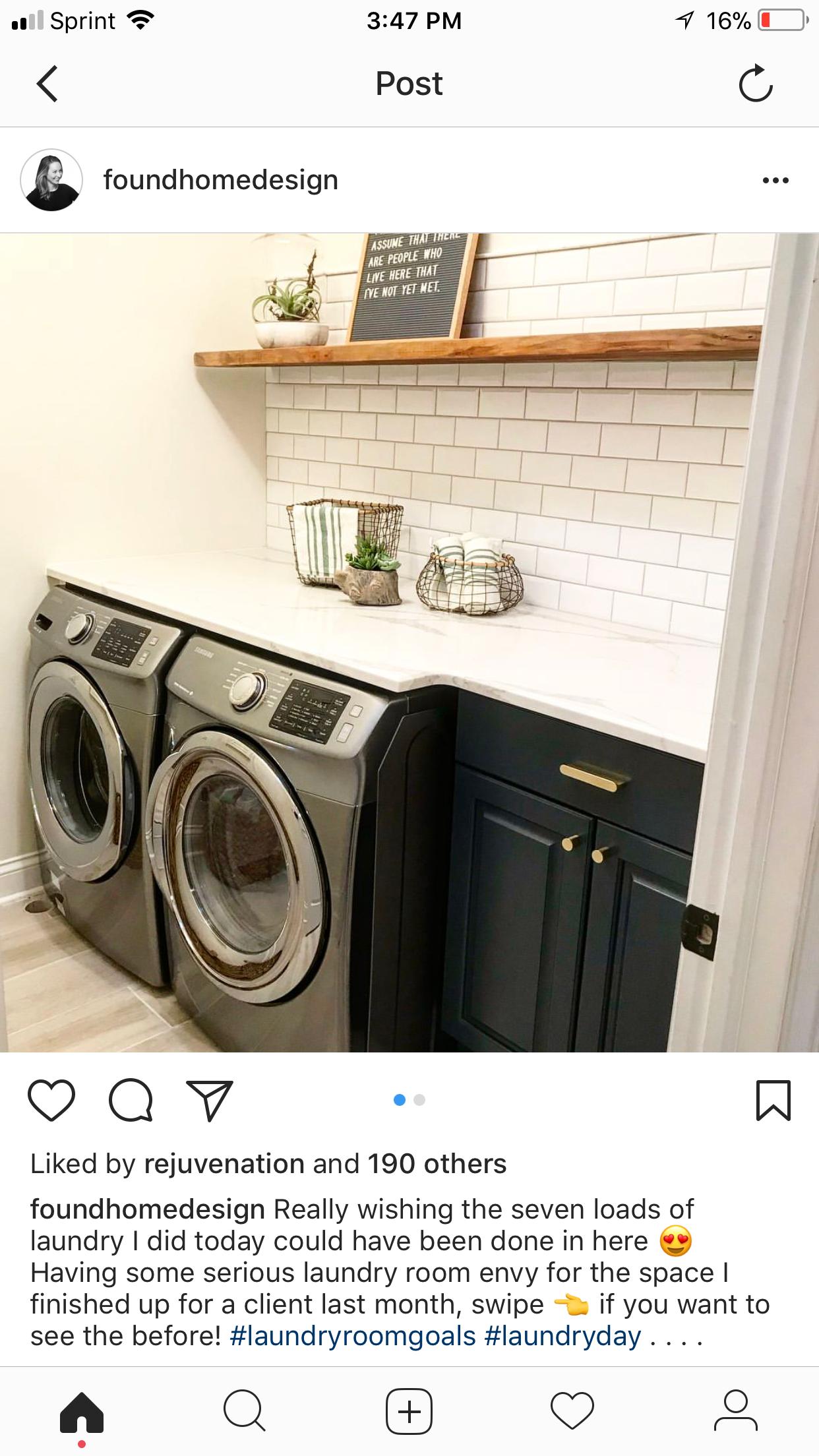 10x10 Laundry Room Layout: Pin By Heather Barta On Laundry