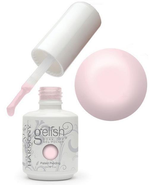 Gel Nail Polish Light Pink: Gelish Gel Nail Polish; Light Pink. My Current Color, I
