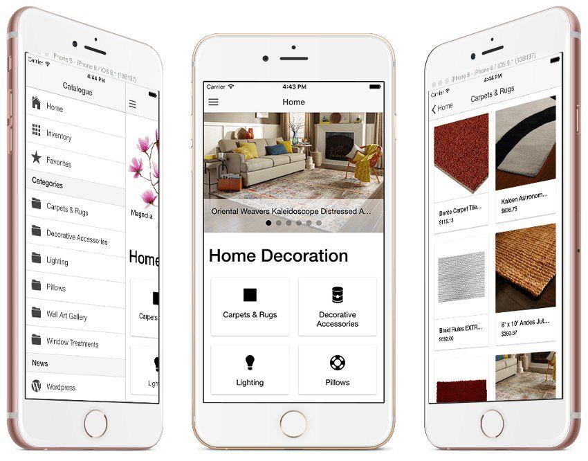 15 Ready Made Ionic 3 App Templates Proyek Untuk Dicoba