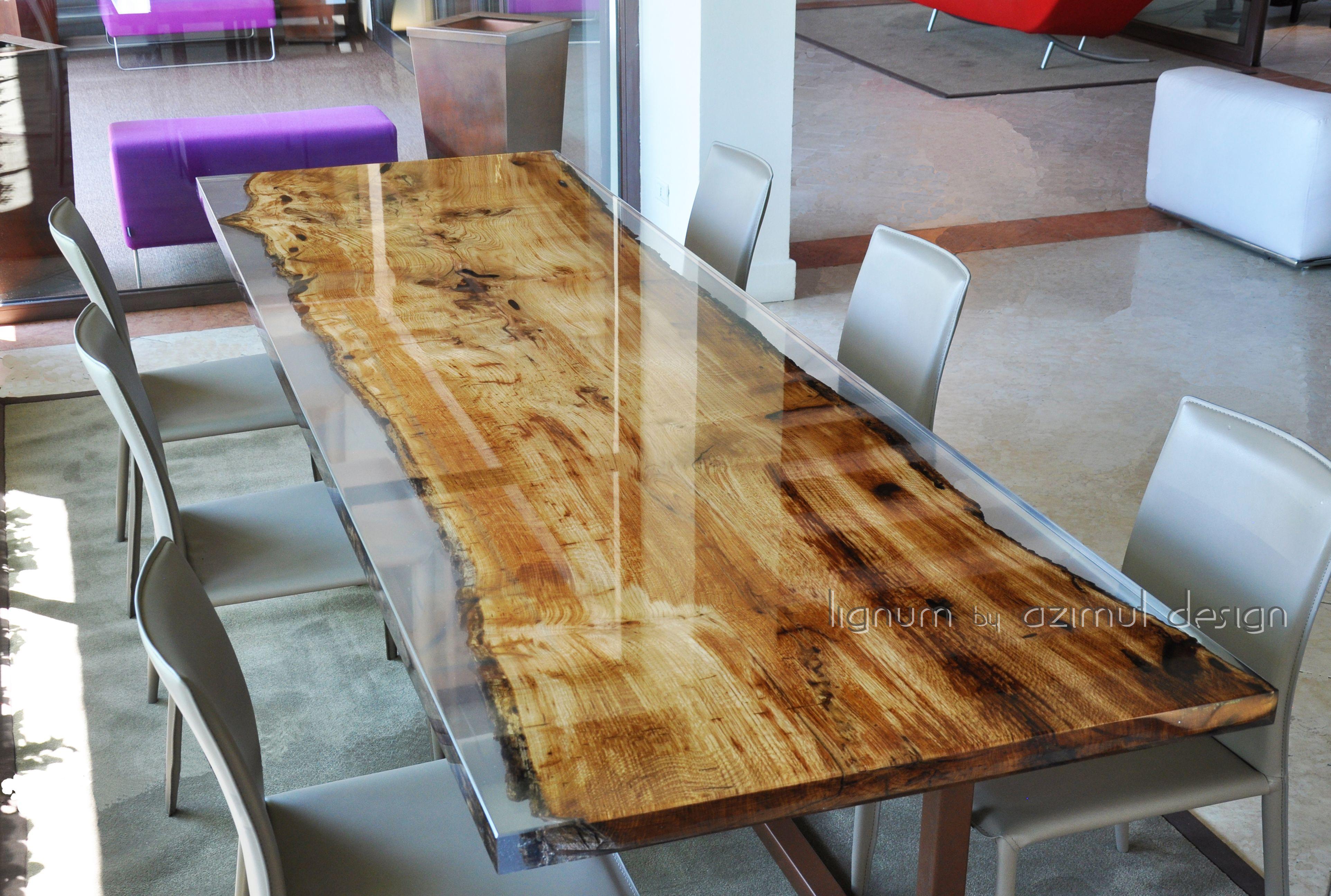 Mobili In Legno Massiccio Trentino design elements for interiors: custom solutions | tavolo in