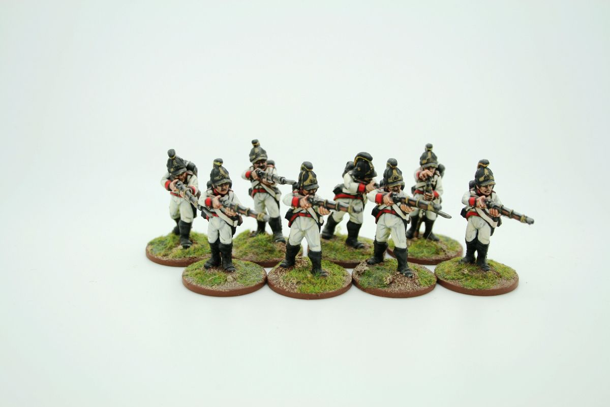 Trent Miniatures LOMBARDY LEGION MARCHING LL01