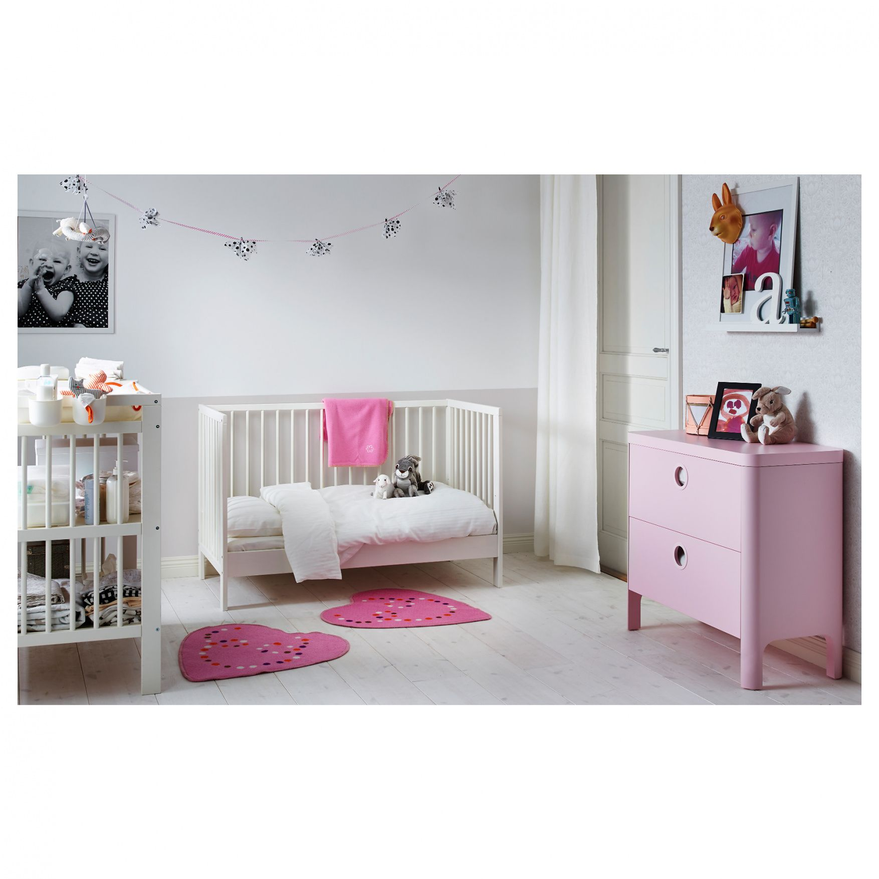 basket bed sniglar gallery nod instructions changer baby combo convertible mini table toddler of with the ideas curtain changing ikea cribs storage land under and crib