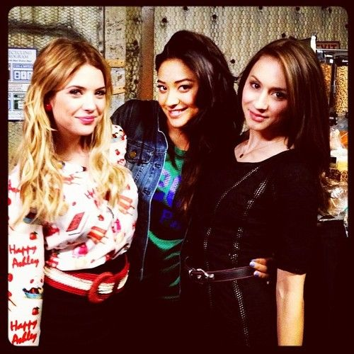 Pretty Little Liars Argentina: Imágenes del set - Temporada 4 (4x3 ...