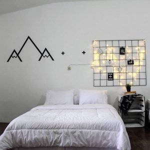 21 ide membuat hiasan dinding buatan sendiri dari selotip