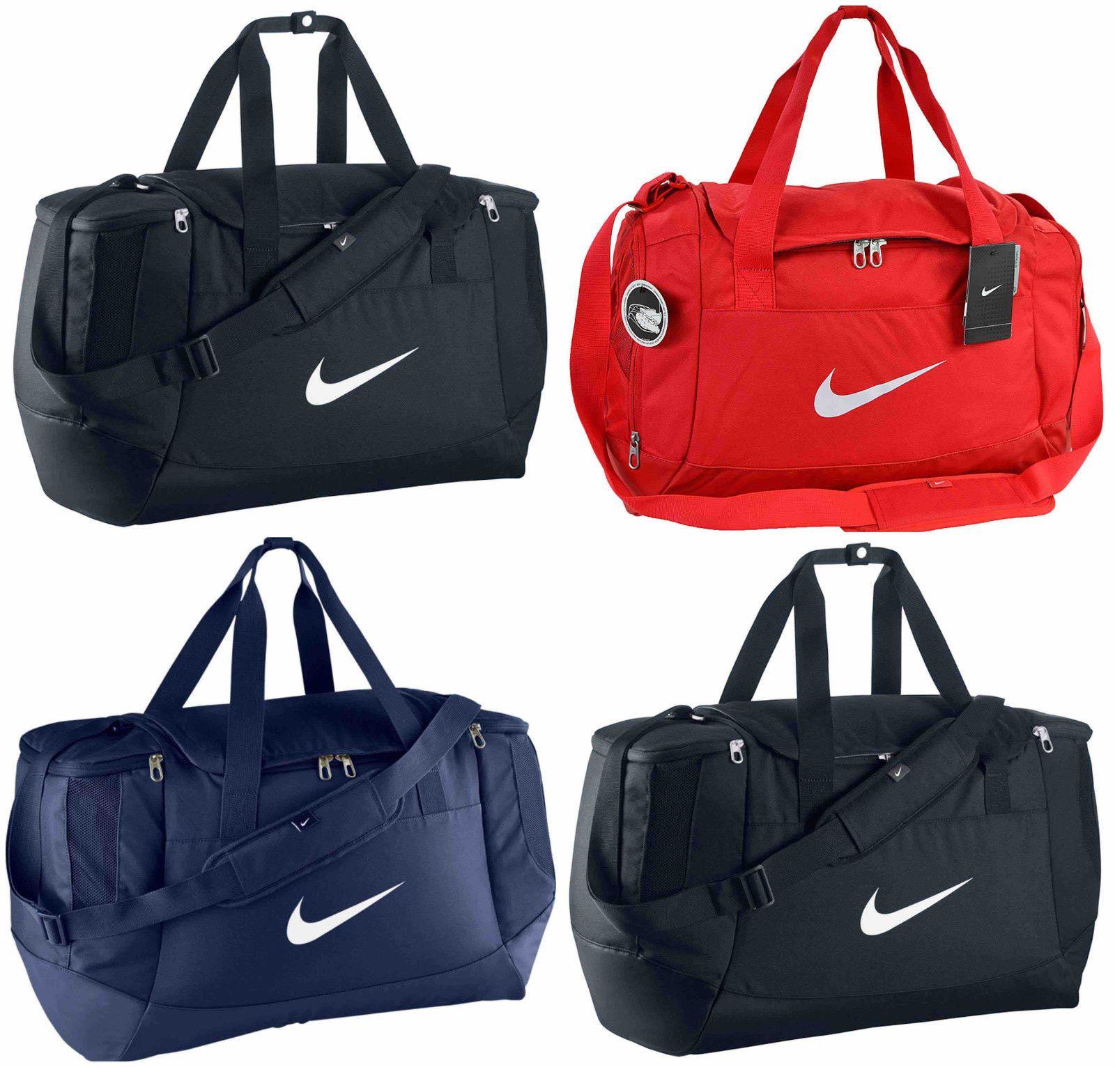 38838849e8 Nike Club Swoosh Team Bag Duffel Sports Holdall Duffle Gym Training Travel  Kit