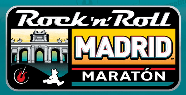 rock roll marathon madrid