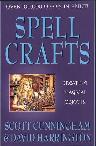 Scott Cunningham - Spell Crafts - read or download free full
