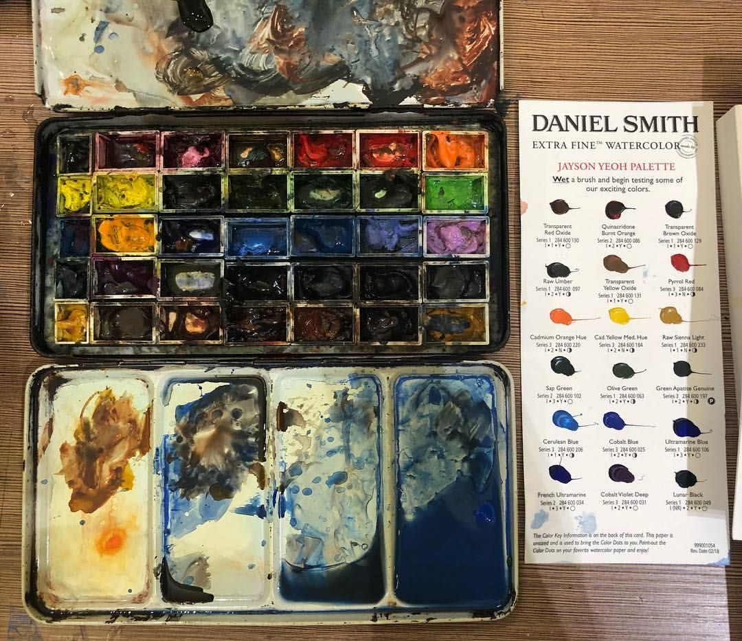 Daniel Smith Artists Materials Danielsmithartistsmaterials